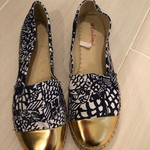 Never Worn Lilly Pulitzer for Target Espadrilles